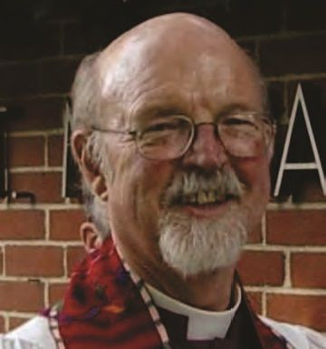 The Rev. Canon Henry Atkins