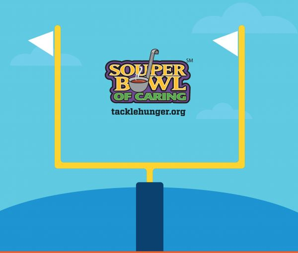 Souper Bowl of Caring at Coffee Hour this Sunday!