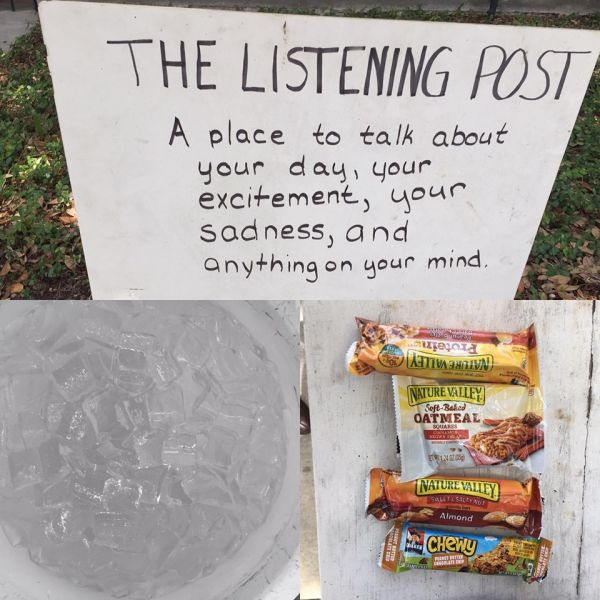 The Hearts that Listen - The Listening Post - Friday, July 5, 2019