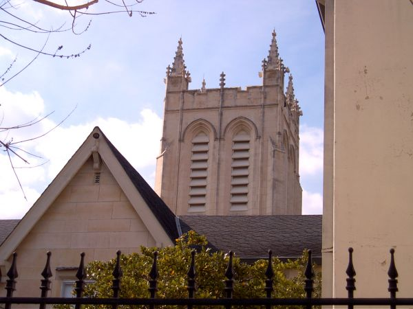 Trinity Episcopal: As neighborhood changed, so did its church