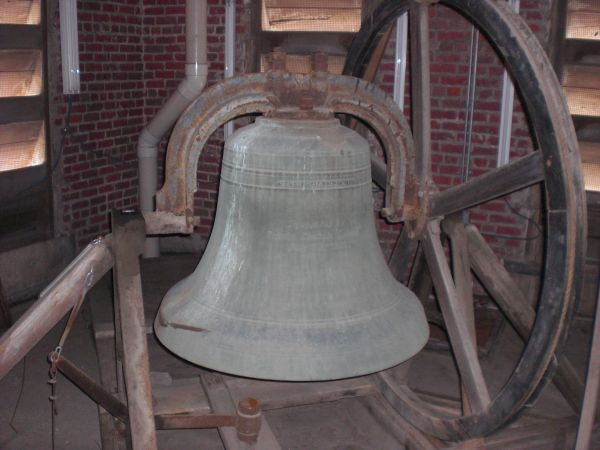 Healing Day National Bell Ringing this Sunday at 2:00 pm at Trinity