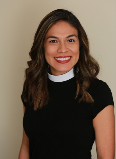 The Rev. Luz Cabrera Montes