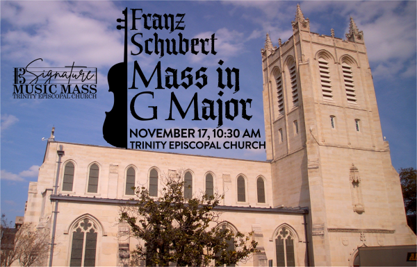 Signature Music Mass - Schubert Mass in G